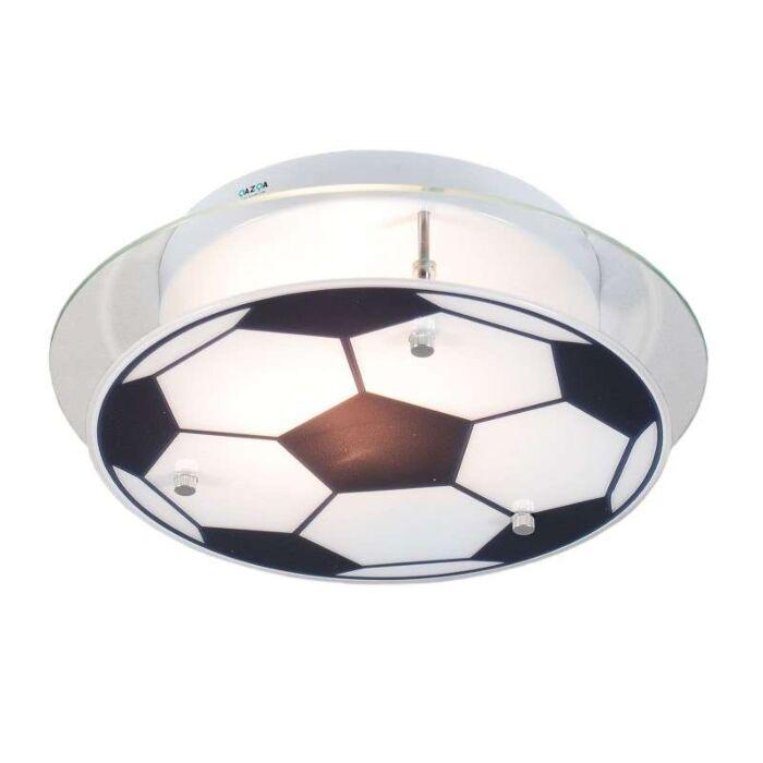 Lampă-de-tavan-Fotbal-pentru-copii
