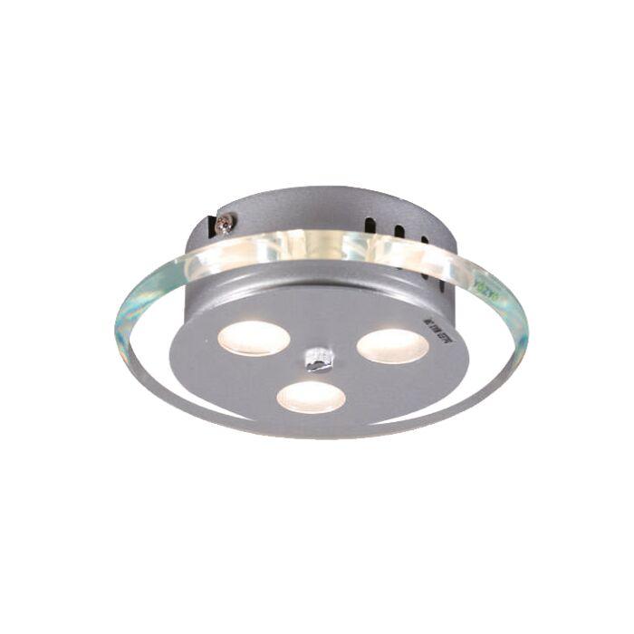 Lampă-de-tavan-Credo-rotundă-19-LED-uri-clare