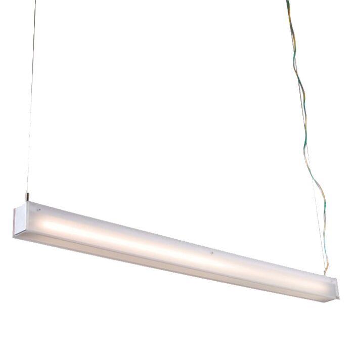Lampă-suspendată-Tube-R-alb-28W