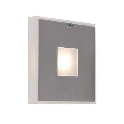Aplica-de-perete-Hana-pătrat-din-aluminiu-LED