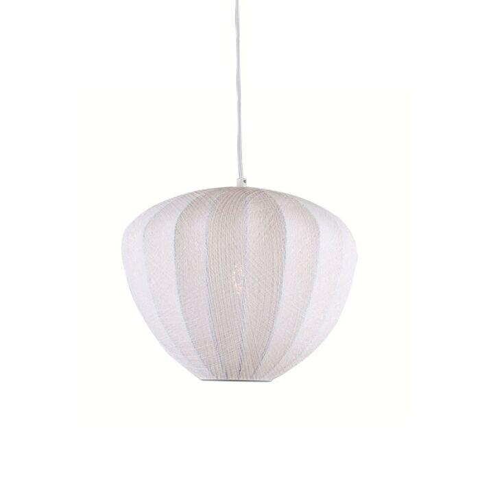 Lampă-suspendată-Apryl-40-alb