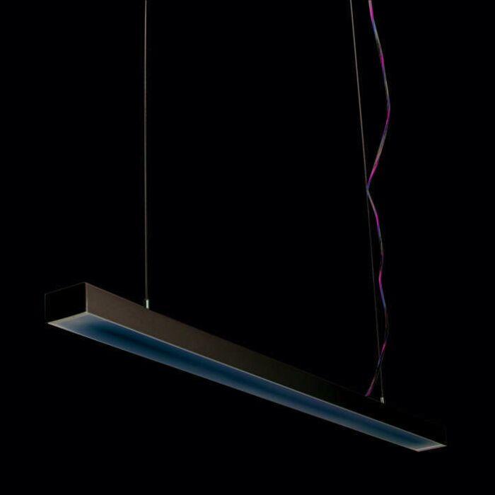 Lampă-suspendată-Tube-Q-alb-28W