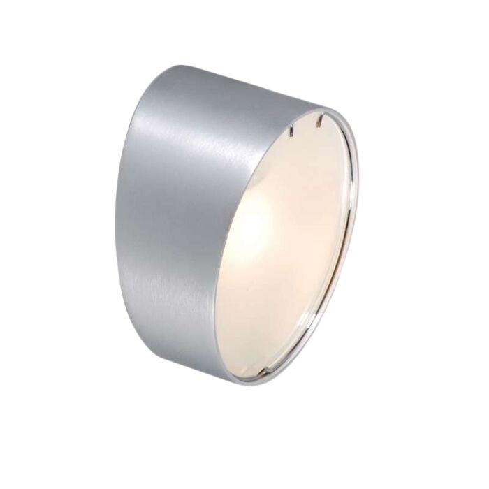 Lampă-de-perete-Telefon-rotund-din-aluminiu