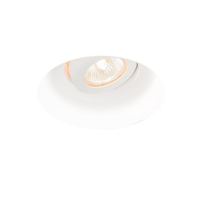Spot-modern-încastrat-rotund-rotativ---Gipsy-Zero-I.