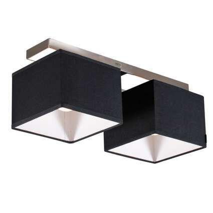 Lampă-de-tavan-VT-2-neagră