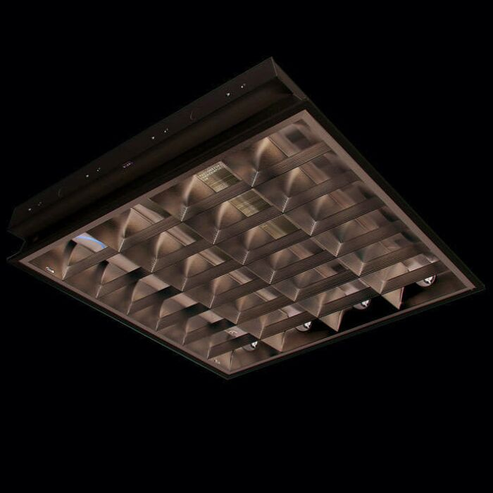 Corp-de-iluminat-încastrat-TL-Louvre-4-x-18W