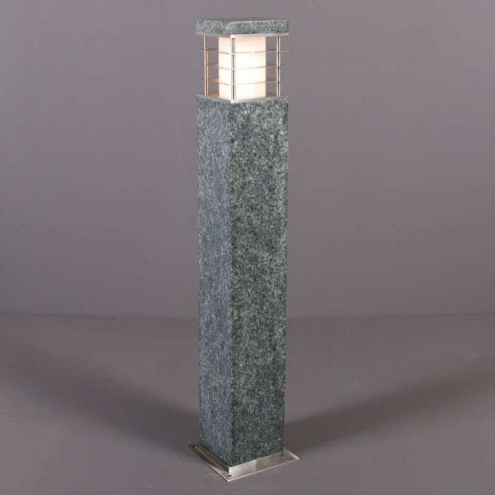 Lampă-de-exterior-Colin-Square-stone-(DOAR-DE-COLECTAT)