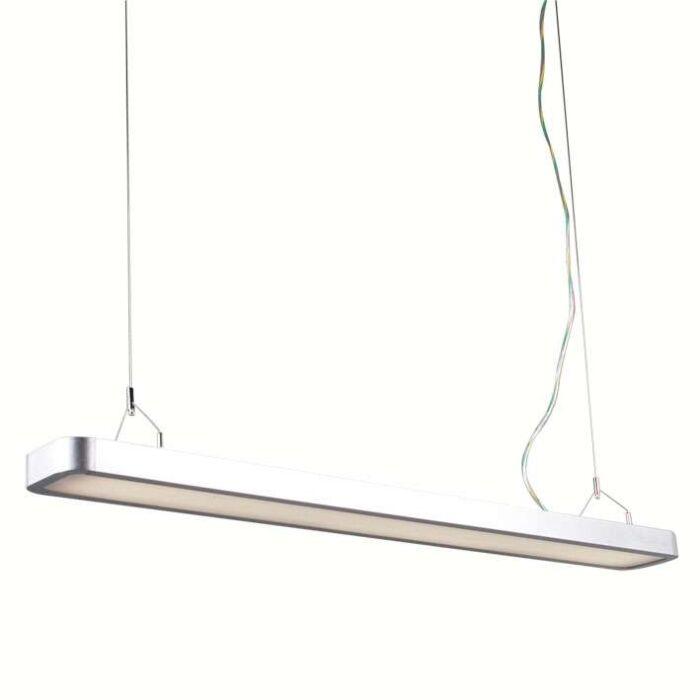 Lampă-suspendată-Tube-U-2-x-28W-argintiu