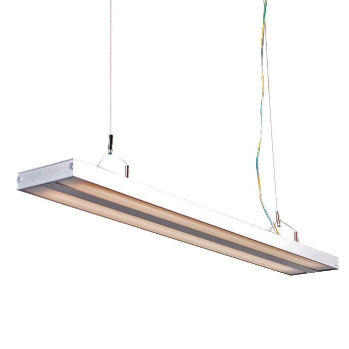Lampă-suspendată-Tube-S-argintiu-2-x-21W