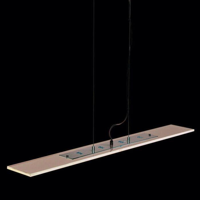 Lampă-suspendată-dreaptă-100-negru-(DOAR-DE-COLECTAT)