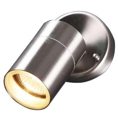 Lampă-de-exterior-Solo-perete-reglabil-din-oțel