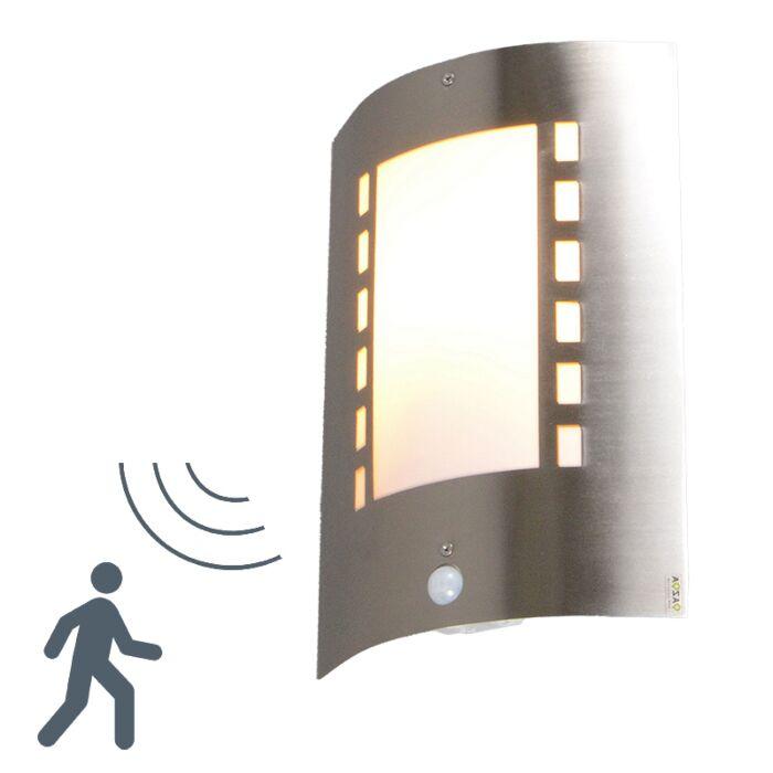 Lampă-de-exterior-Emmerald-cu-detector-de-mișcare