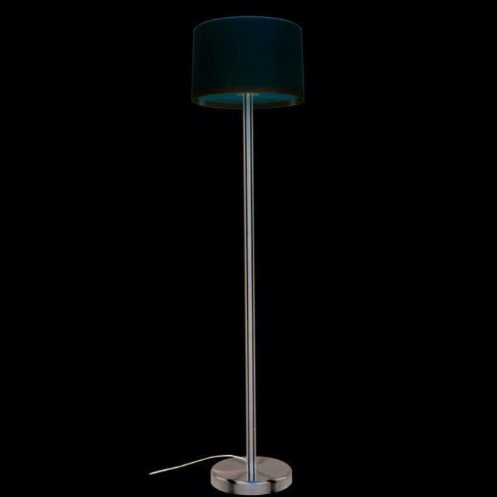 Corp-pentru-lampă-de-exterior-Oțel-virgin-cu-alb
