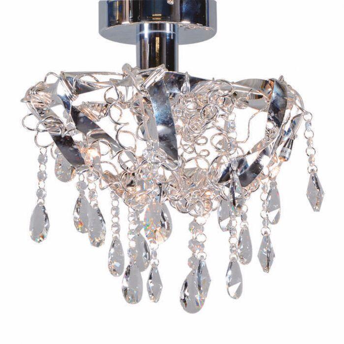Lampă-de-tavan-Duchesse-5-cromată