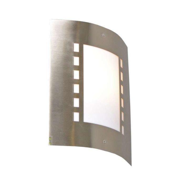 Lampă-de-exterior-Emmerald-din-oțel-inoxidabil