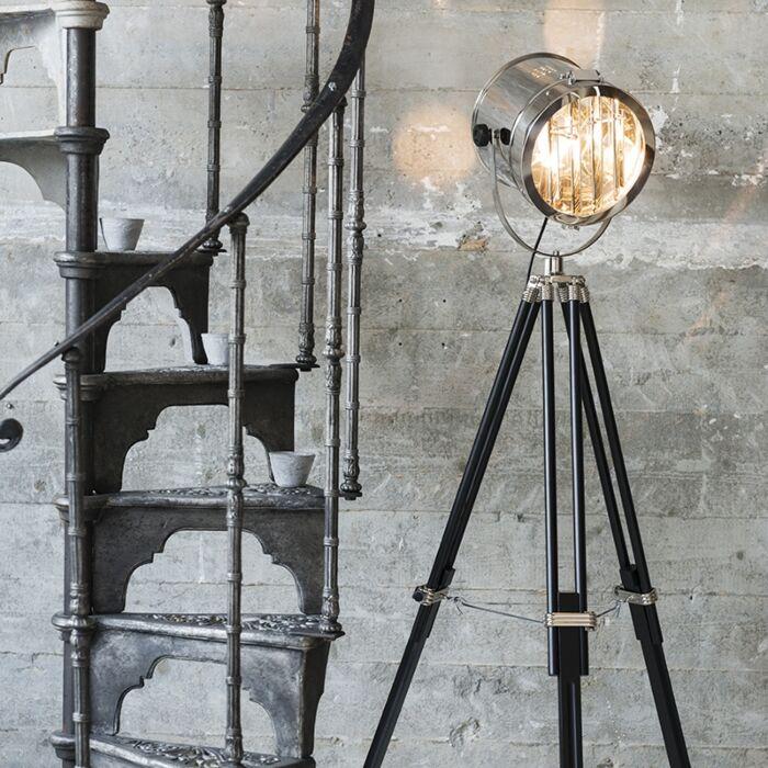 Lampă-de-podea-Tripod-Surveyor-1