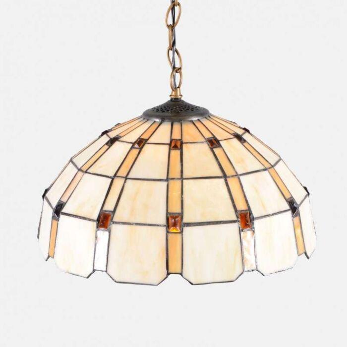 Lampă-suspendată-Tiffany-Liddesdale