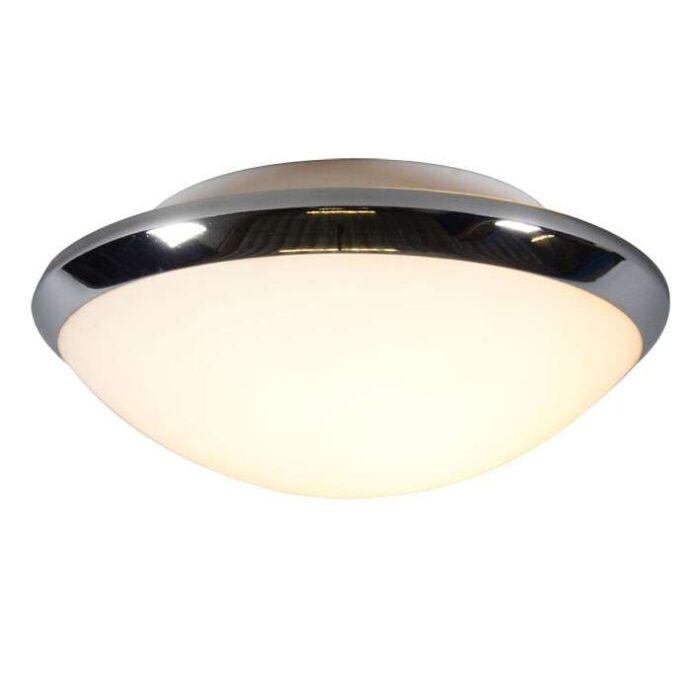 Lampă-de-tavan-Menta-23-inel-crom