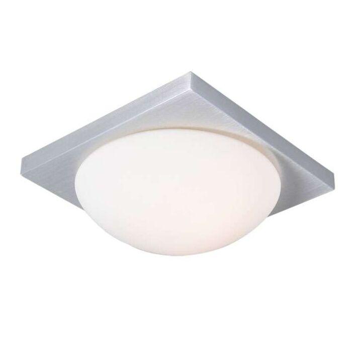 Lampă-de-tavan-Menta-25-din-aluminiu-pătrat