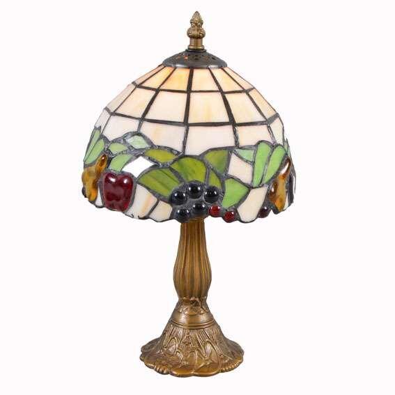 Lampă-de-masă-Tiffany-Mybster-mică