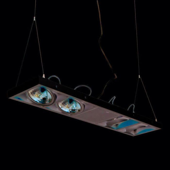 Lampă-suspendată-Nox-4-lungă-albă