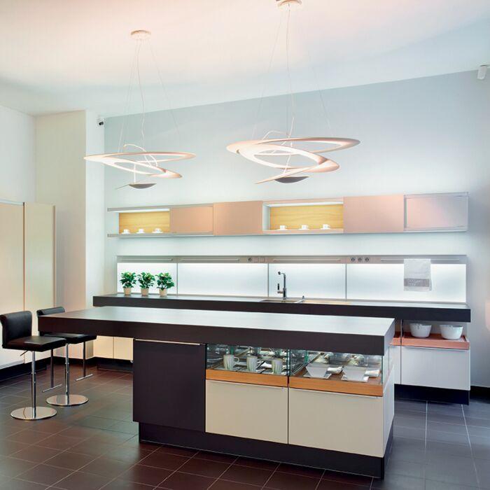 Lampă-suspendată-de-design-alb-97-cm---Suspensie-Pirce