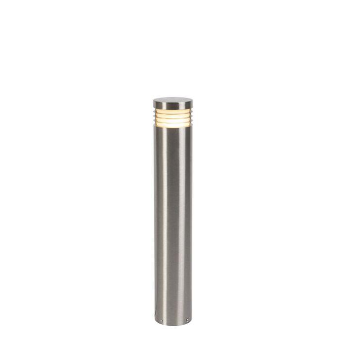 Lampă-de-exterior-modernă-din-oțel-60-cm-IP44---Doc